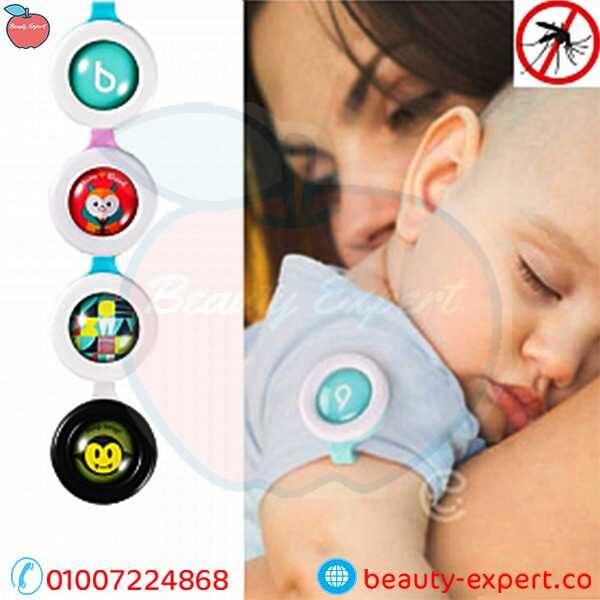 مشبك الحماية من البعوض للأطفال