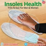 النعل الطبي للعناية بالقدم للرجال و النساء Insoles Health Trim To Size For Men & Women