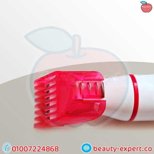 ماكينة إزالة الشعر الزائد Htc Battery Operated Sensitive Precision Beauty Styler