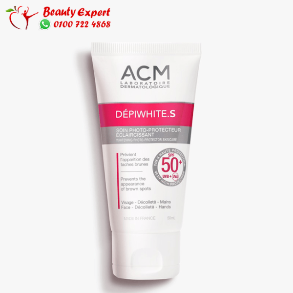 منتجات ACM Sunscreen