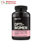 ملتي فيتامين للنساء اوبتي ومان opti women multivitamin